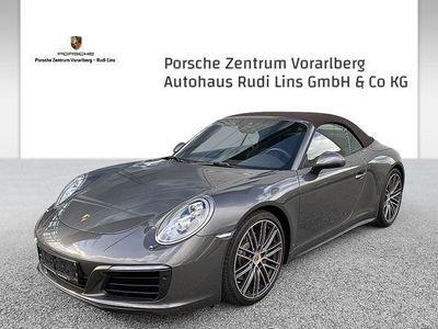 gebraucht Porsche 911 Carrera 4S Cabriolet II (991)