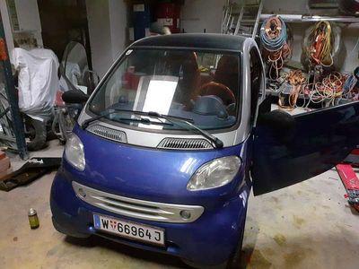 gebraucht Smart ForTwo Coupé 0.6 Sportwagen /