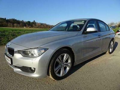 gebraucht BMW 320 3er-Reihe d EfficientDynamics Edition Limousine