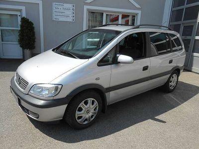 gebraucht Opel Zafira Euro Sport 2,0 16V DTI