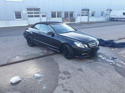 gebraucht Mercedes E350 CGI BlueEfficiency Aut.