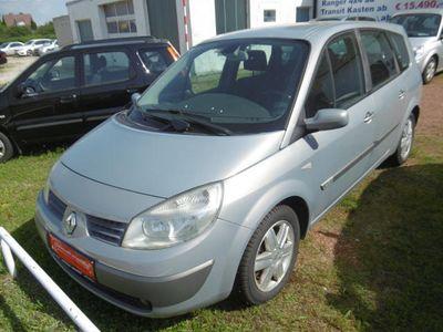 gebraucht Renault Grand Scénic Dynamique Luxus 1,5 dCi