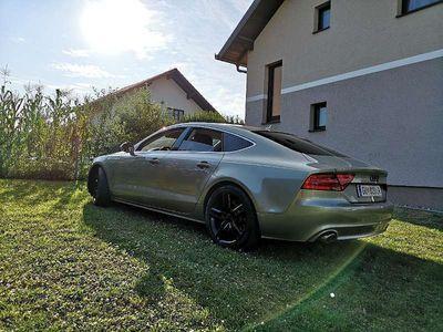 gebraucht Audi A7 3.0 TDI Quattro 8 fach 19Zoll,Neues Pickerl Limousine