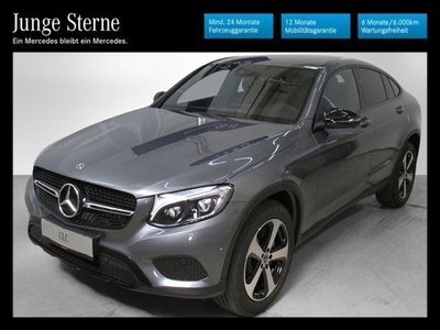 gebraucht Mercedes GLC250 d 4M Coupé