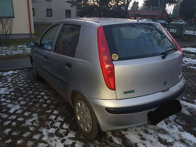 brugt Fiat Punto Klein-/ Kompaktwagen,
