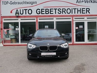 gebraucht BMW 118 d Xenon, PDC hinten, Klimaanlage, CD-Radio, MF-Lenkrad, T