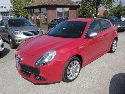 gebraucht Alfa Romeo Giulietta 1,4 TB Distinctive Limousine,