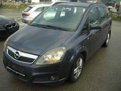 gebraucht Opel Zafira Style 1,9 CDTI