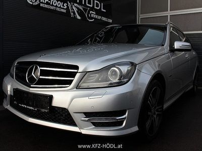 gebraucht Mercedes C220 T CDI 4MATIC Aut.