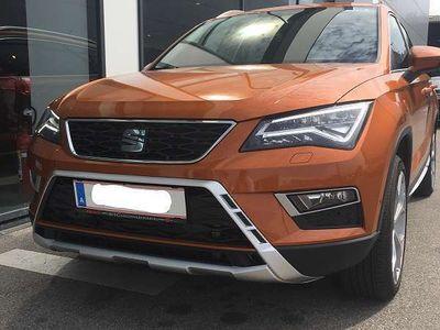 brugt Seat Ateca 2,0 Xcellence 4WD TDI SUV / Geländewagen,