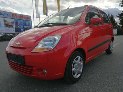 gebraucht Chevrolet Matiz 1,0 SX***70.000KM***