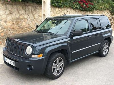 gebraucht Jeep Patriot 2.0CRD Limited