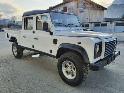 gebraucht Land Rover Defender 130 Station Wagon E 2,5 Td5