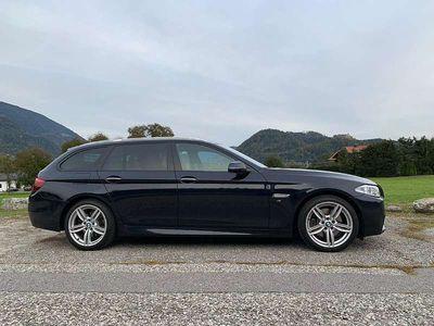 gebraucht BMW 525 5er-Reihe d xDrive Touring Aut. Kombi / Family Van