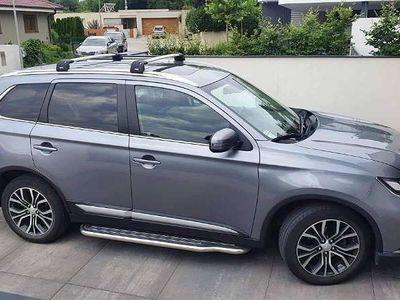 gebraucht Mitsubishi Outlander 2,2 4WD Instyle Aut. SUV / Geländewagen