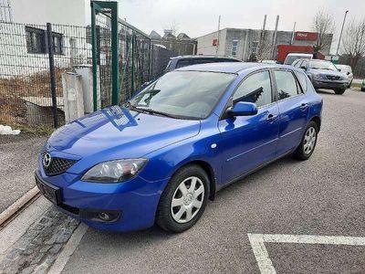 gebraucht Mazda 3 Sport 1,4i TE Plus Klein-/ Kompaktwagen