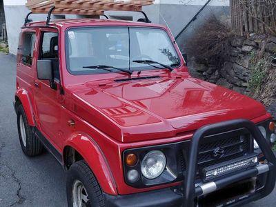 gebraucht Suzuki Samurai SJ SUV / Geländewagen