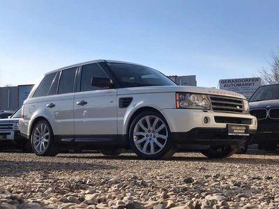 gebraucht Land Rover Range Rover Sport 2,7 TdV6 HSE **Finanzierung*Mit Pickerl*Leder**