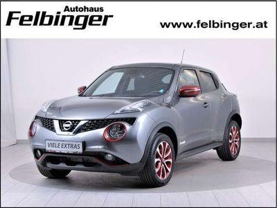 gebraucht Nissan Juke 1,5 dCi Tekna*Navi*Rückfahrkamera*Klimaautom*