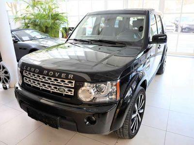 gebraucht Land Rover Discovery 4 3,0 TdV6 HSE neuer Lack! SUV / Geländewagen