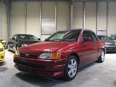 gebraucht Ford Escort Cabriolet Mistral 1,6 *NUR 64TKM*