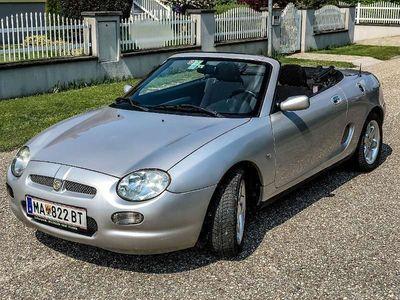 gebraucht MG F 1.8i - Cabrio ohne Pickerl Cabrio / Roadster