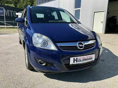 gebraucht Opel Zafira Diesel 7 Sitze