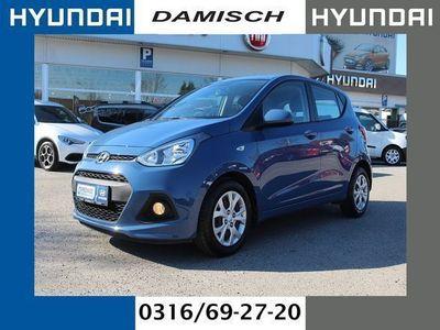 gebraucht Hyundai i10 1,0 Comfort