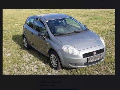 gebraucht Fiat Punto 1,2 - wenig km, 1-Besitz, ÖAMTC-Pickerl Limousine