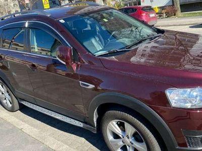 gebraucht Chevrolet Captiva 2.2 Diesel 4WD LT +