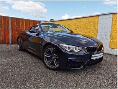 gebraucht BMW M4 Cabriolet 4er-ReiheM-DKG Aut. F83 ***ERSTBESITZ/UNFALLFREI*** Cabrio / Roadster