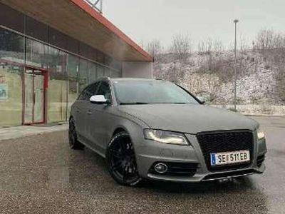 gebraucht Audi S4 QUATTROB8 3.0 TFSI Quattro