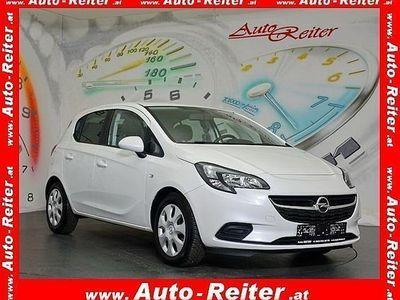 gebraucht Opel Corsa 1,4 Österreich Edition *BARPREIS OHNE BONI* *NP: ~€ 16.650,-*
