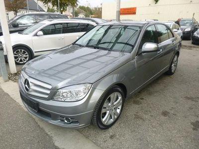 gebraucht Mercedes C220 Avantgarde CDI Aut.