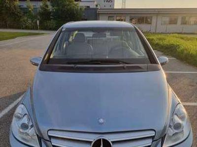 gebraucht Mercedes B170 Aut.