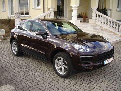 gebraucht Porsche Macan S Diesel !!! Approved Garantie - Top !!!