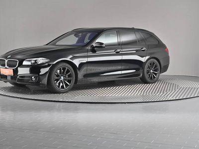 gebraucht BMW 530 5 Serie d Touring Luxury Line xDrive Sport-Aut.
