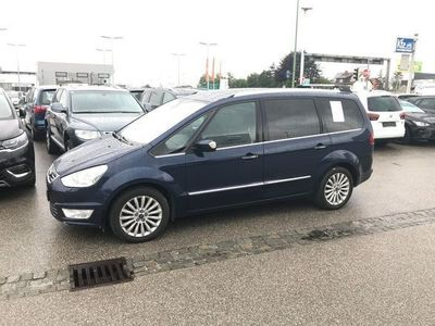 used Ford Galaxy Titanium 2,0 TDCi DPF