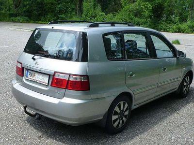 gebraucht Kia Carens CRDi 82kW Kombi / Family Van