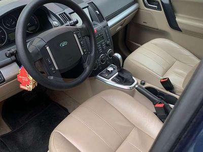 gebraucht Land Rover Freelander 2 FreelanderSE 2,2SD Autom. SUV SUV / Geländewagen