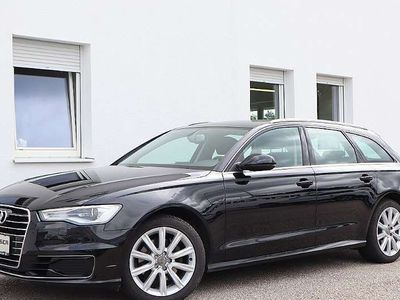 gebraucht Audi A6 Avant 2,0 TDI ultra intense   AHV   XENON   Kombi / Family Van