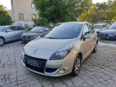 gebraucht Renault Scénic III ScenicTomTom 2011 1,5 dCi DPF-ERSTBESITZ