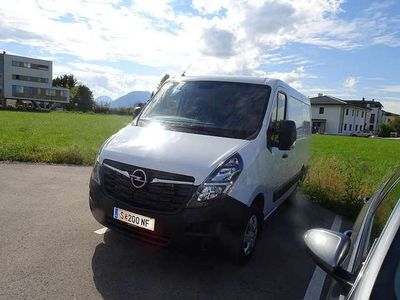 gebraucht Opel Movano L1H1 2,3 TurboD Blue Injection 3,5t