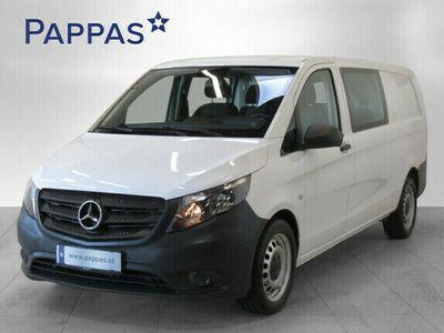 gebraucht Mercedes Vito 116 CDI MIXTO 4X4