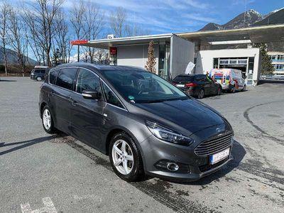 gebraucht Ford S-MAX Titanium 2.0 TDCi AWD Auto-Start/Stop Aut. Kombi / Family Van