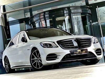 gebraucht Mercedes S560 L V8-BITURBO 4MATIC 469PS #AMG-PAKET M A Y B A C H
