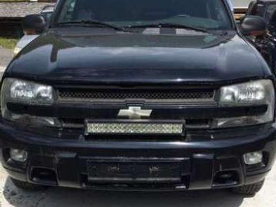 gebraucht Chevrolet TrailBlazer LTZ 4WD Aut.