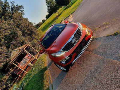 gebraucht Kia Sportage 2.0 CRDi AWD SUV / Geländewagen