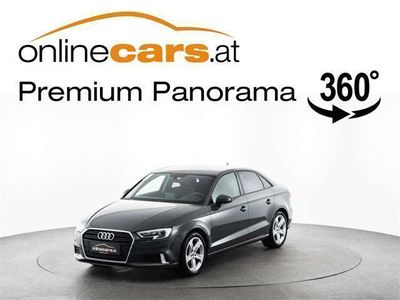 gebraucht Audi A3 1,6 TDI sport Limousine,