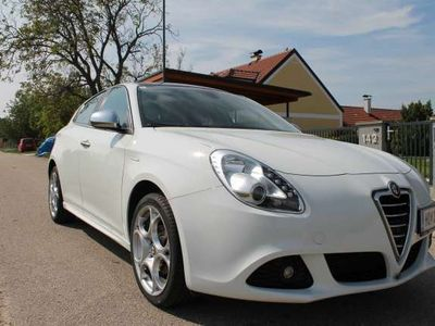 used Alfa Romeo Giulietta 1.4 TB Limousine,